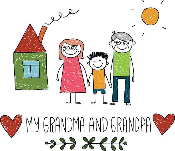 Download Royalty Free Grandparent Clip Art, Vector Images ...
