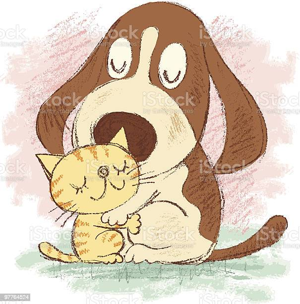 Love of dog and cat vector id97764524?b=1&k=6&m=97764524&s=612x612&h=zcgo35yoaopwnymhzxmqtlw0mpa5iqmakbov3npqp7g=