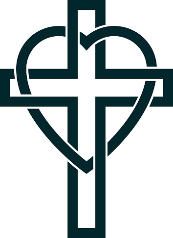 Download Love Of God Conceptual Symbol Combined With Christian ...