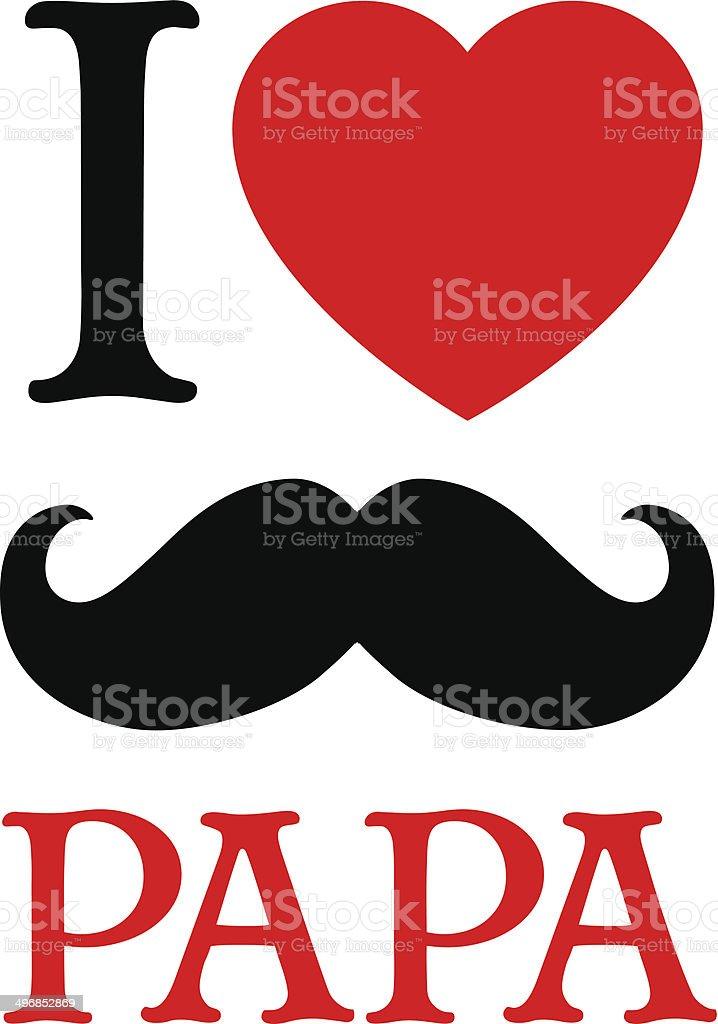 I Love Papa Stock Vector Art & More Images of Adult - iStockI Love You Papa Cover Photos