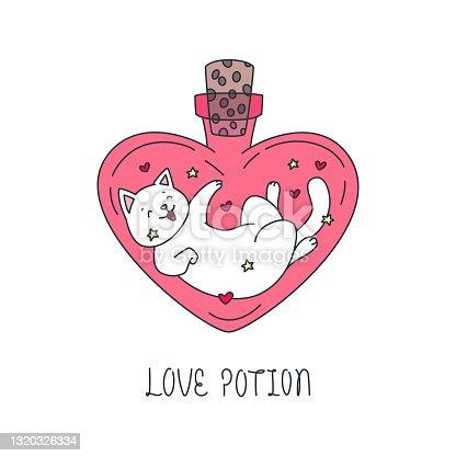 istock Love Potion 1320326334
