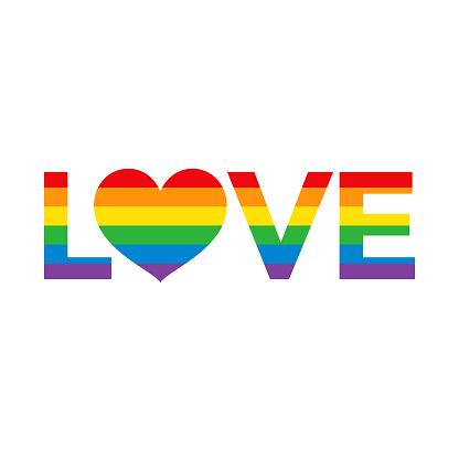 Love Pride Icon