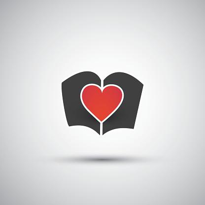 I Love Reading - Icon Design