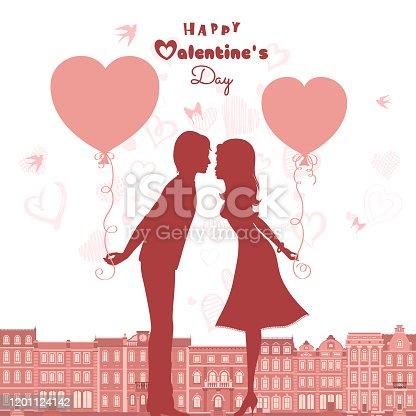 istock Love story 1201124142