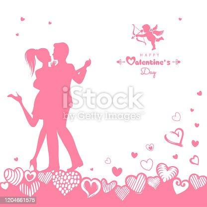 istock Love story 1204661575