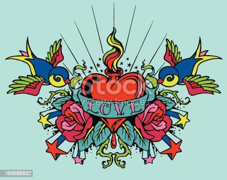 istock Love Tat 165688632