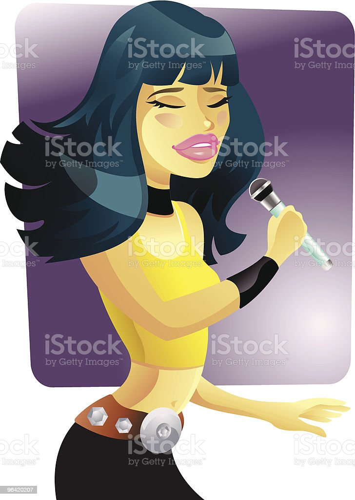 I love to sing royalty-free i love to sing stock vector art & more images of adult