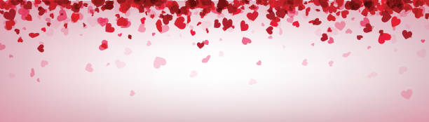 royalty free web header or banner of love clip art vector images