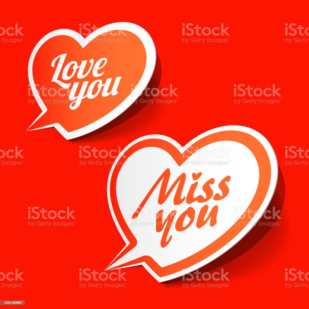 Heart miss you Skipping a