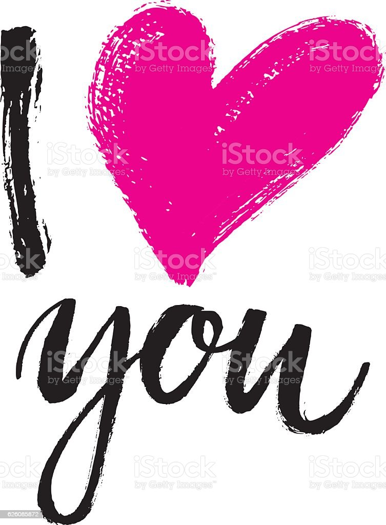 royalty free i love you clip art vector images illustrations istock rh istockphoto com