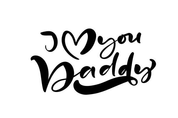 Download Best I Love You Daddy Illustrations, Royalty-Free Vector ...