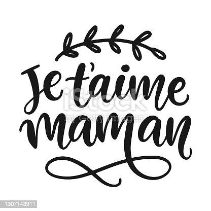 istock I love you mama hand written modern calligraphy 1307143911
