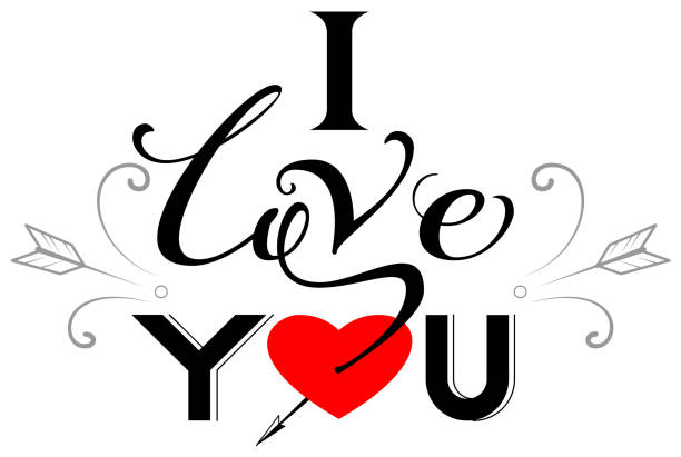 Download I Love You Illustrations, Royalty-Free Vector Graphics ...
