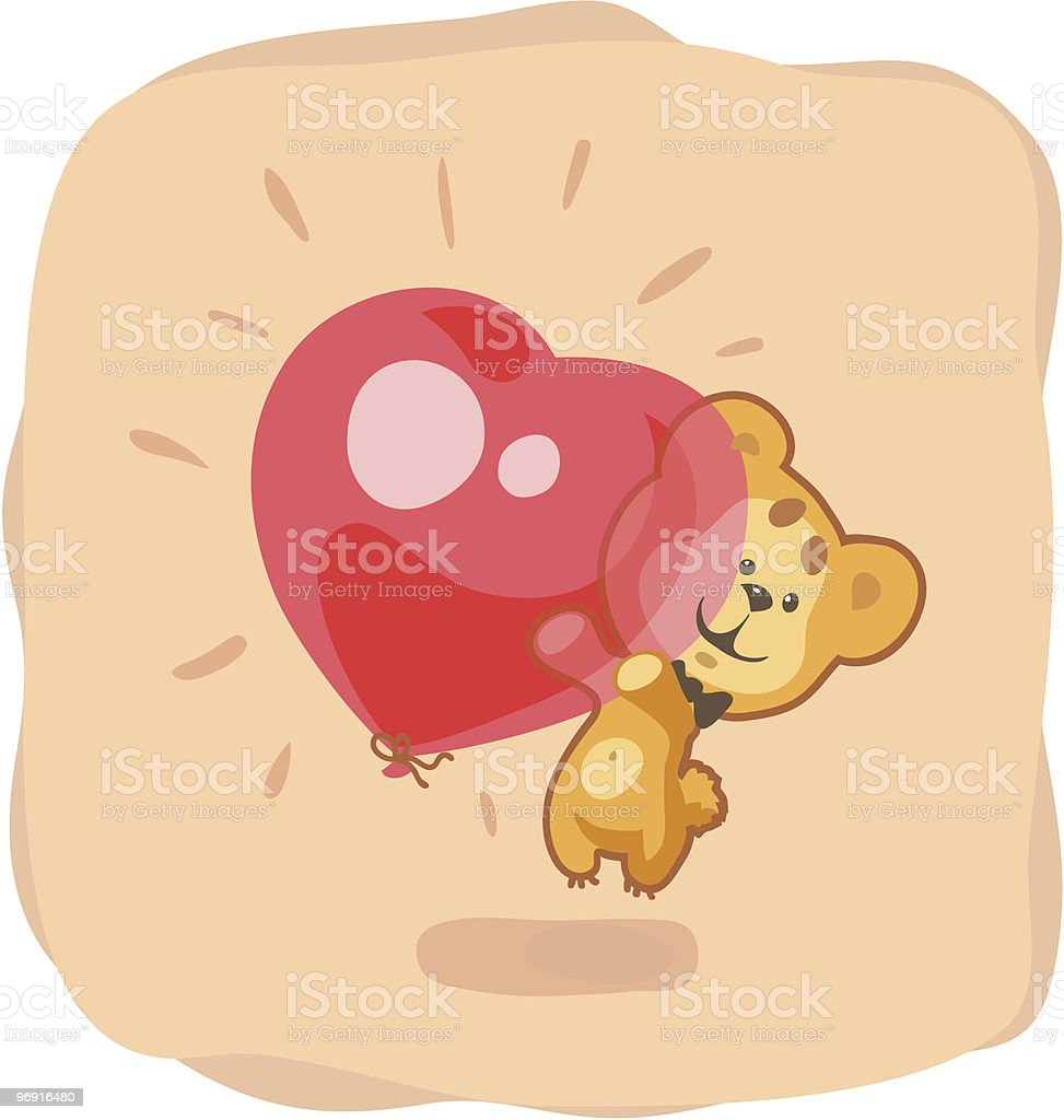 I love you !!! royalty-free i love you stock vector art & more images of balloon