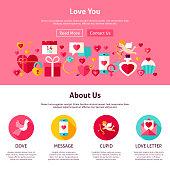 Love You Website Design
