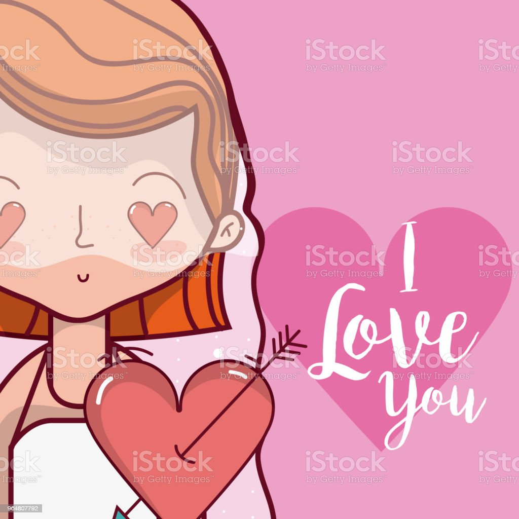 I love you wedding card royalty-free i love you wedding card stock vector art & more images of adult