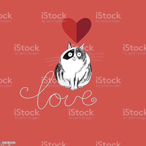 Lover funny cat vector id639260408?b=1&k=6&m=639260408&s=612x612&h=jndsqqyoj6ovzjwl nibvj216dqbiryghb2h3lktjau=