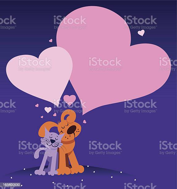 Loves message with pets vector id165800530?b=1&k=6&m=165800530&s=612x612&h=ptsoc1gzc dci3iiwngsttn0gimmmlygizb1cqibaxi=