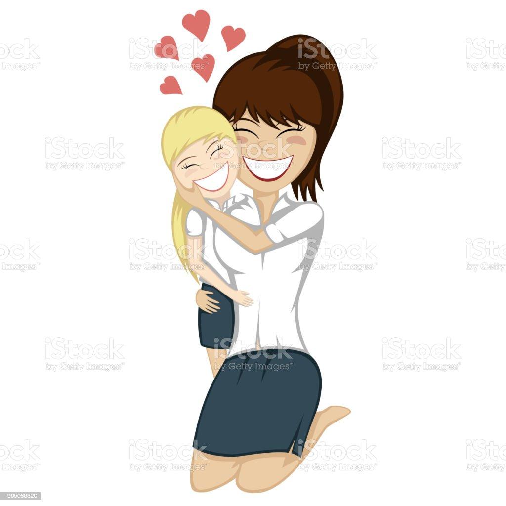 Lovin' mommy forever royalty-free lovin mommy forever stock vector art & more images of adult