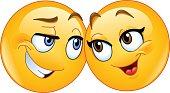 loving emoticons