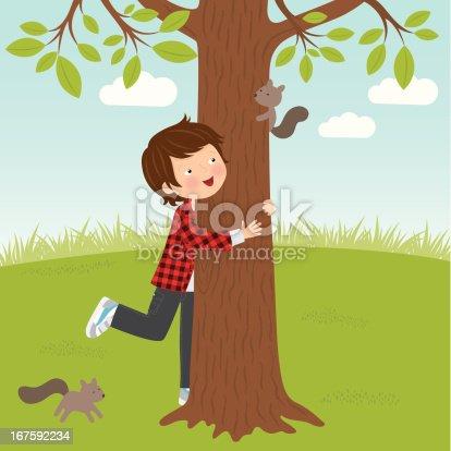istock Loving Nature 167592234