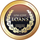 Low Cost Loans Medal