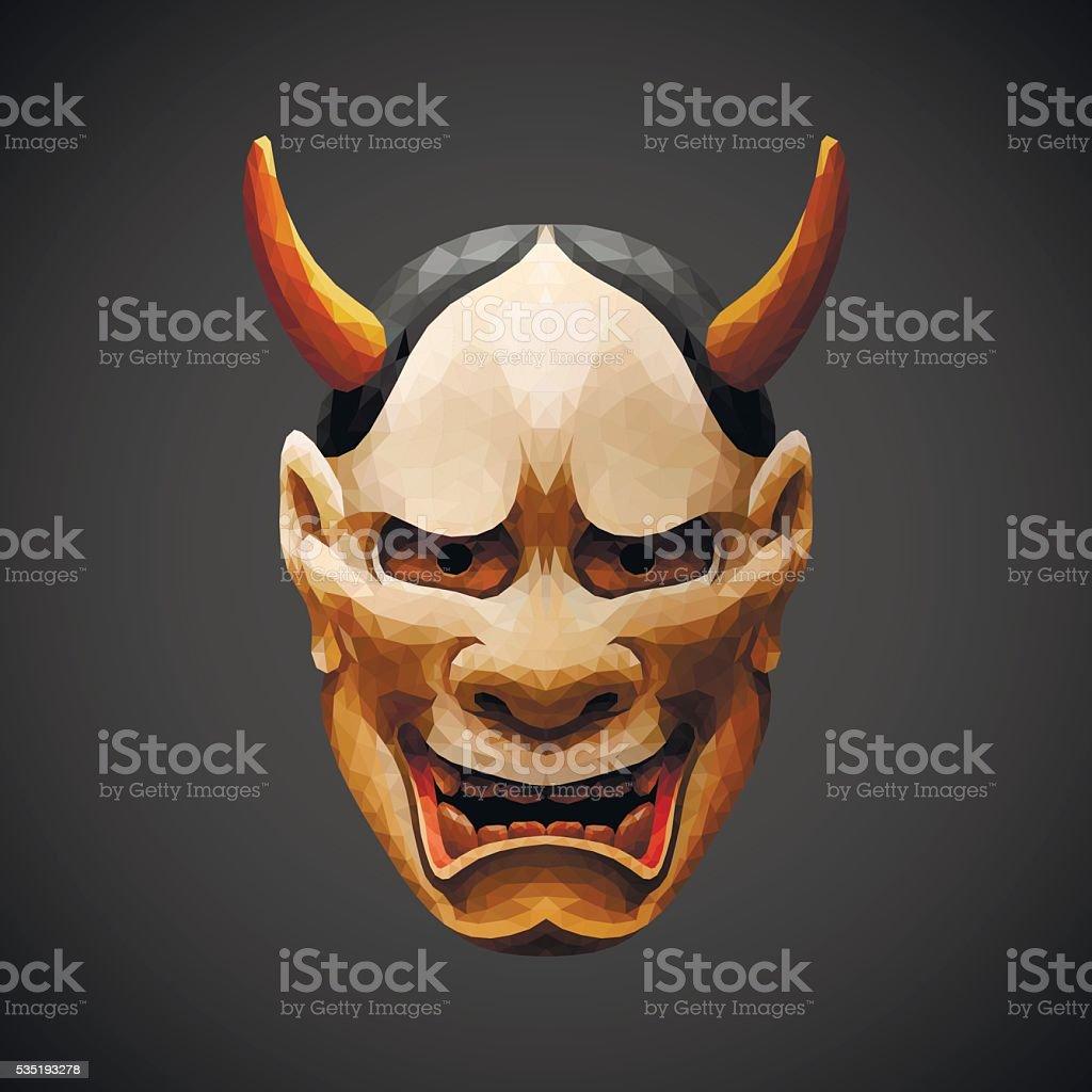 Royalty Free Noh Mask ...