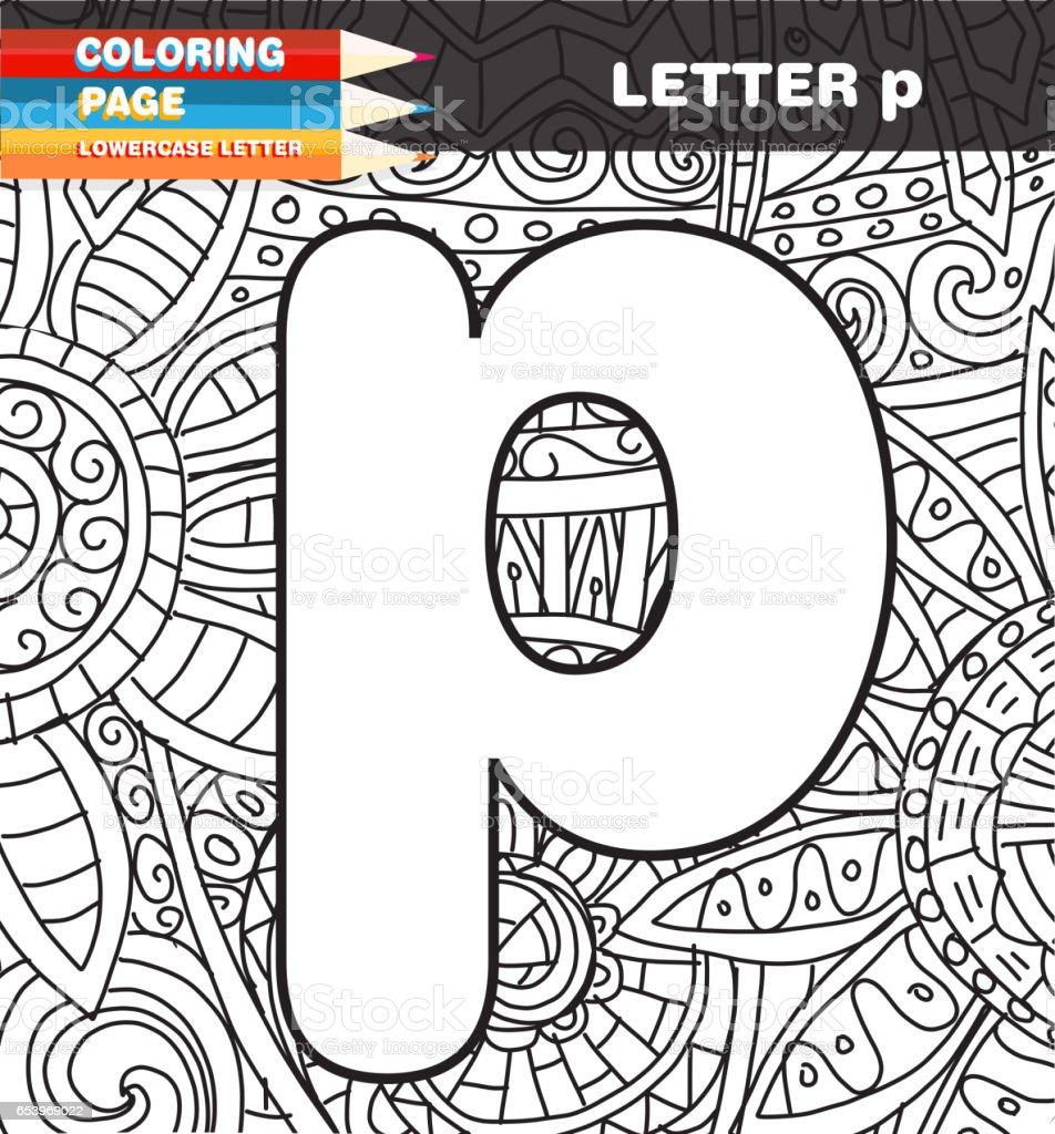 Imagenes Para Colorear De La Letra A Minuscula Impresion