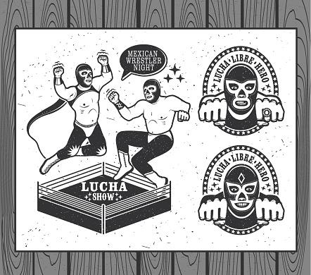 Lucha Libre Collection