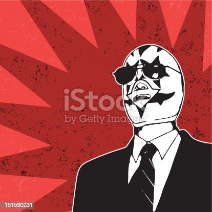 istock lucha libre on the scene 151590231