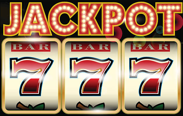 Slot machine clip art