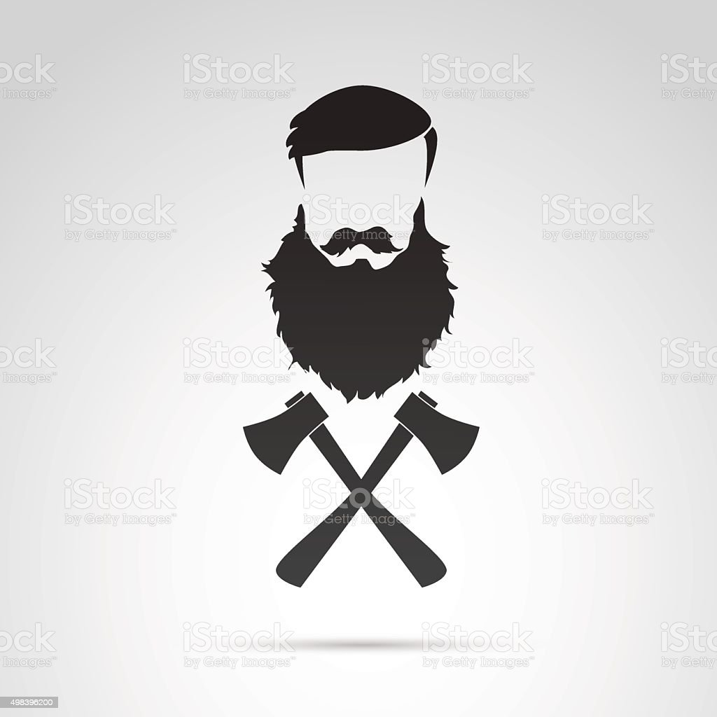 jack icono de madera. - ilustración de arte vectorial