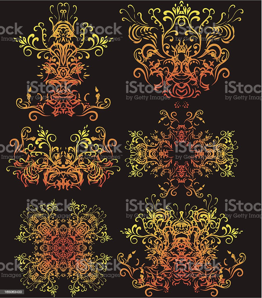 luminous decorations royalty-free luminous decorations stock vector art & more images of abstract