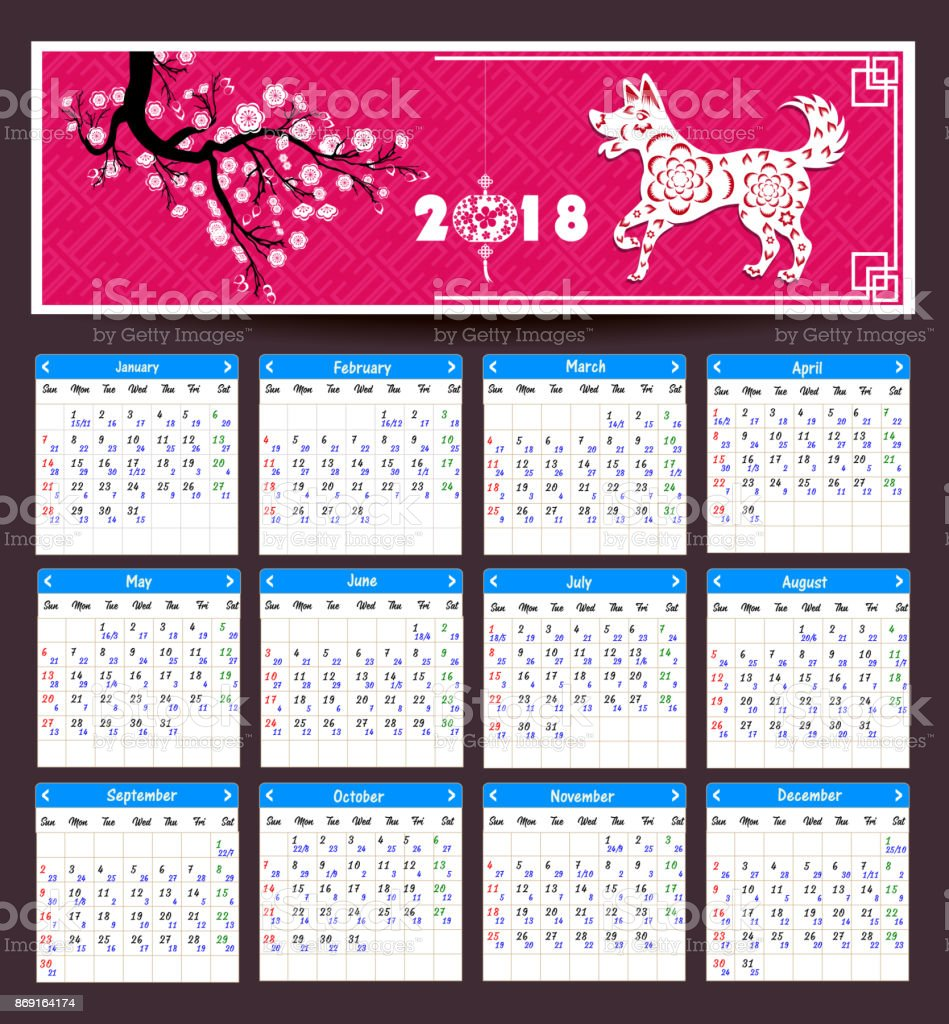 Chinese Calendar Year Zero : Lunar calendar chinese for happy new year