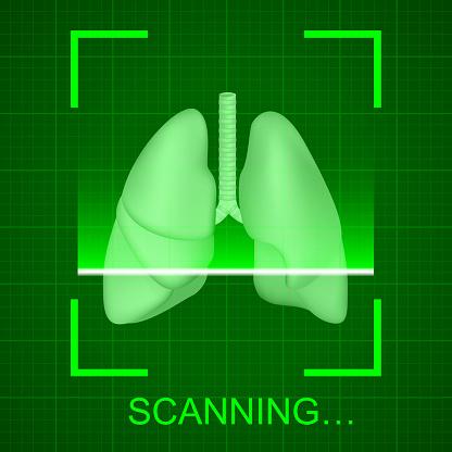 Lung examination
