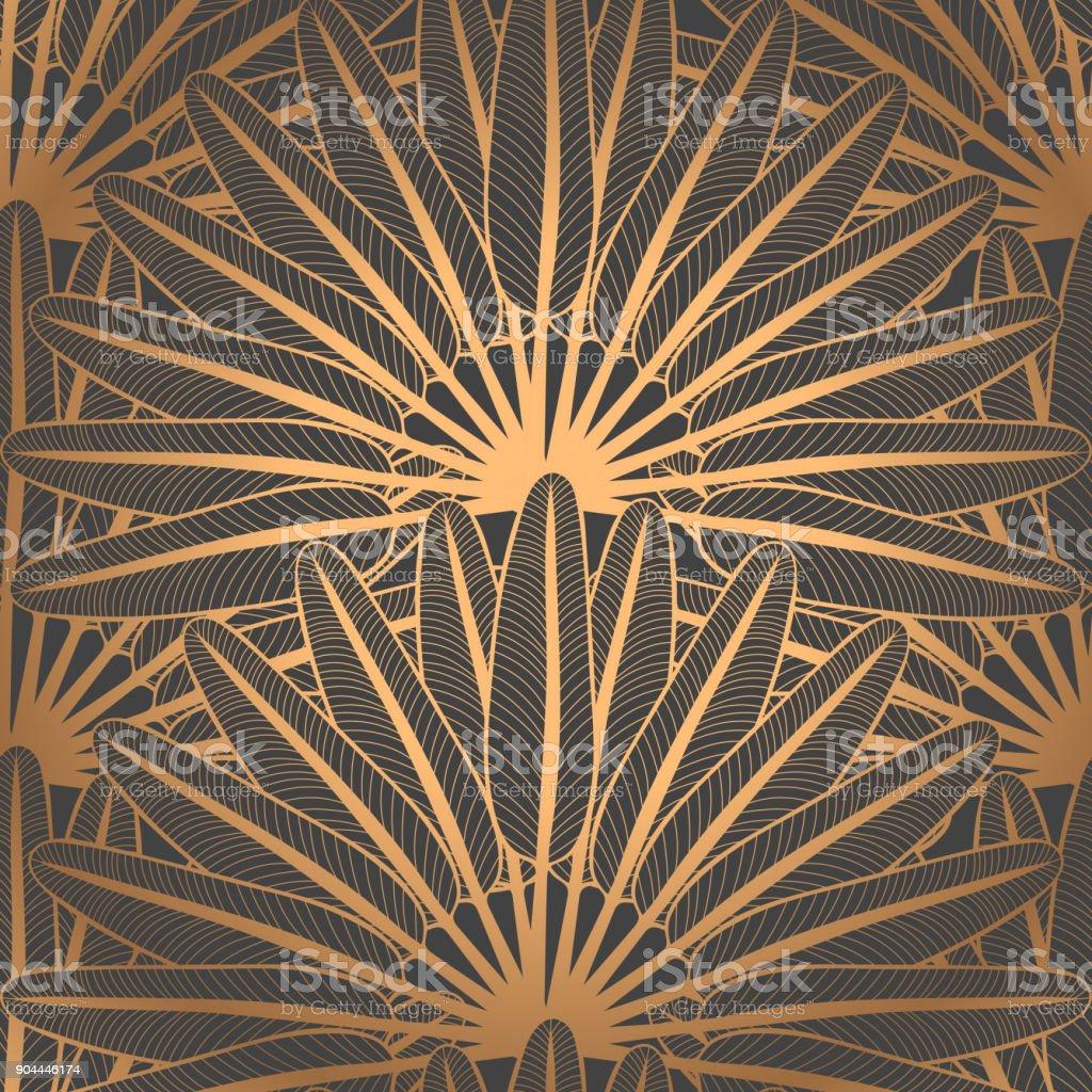 Luxury background design pattern vector seamless