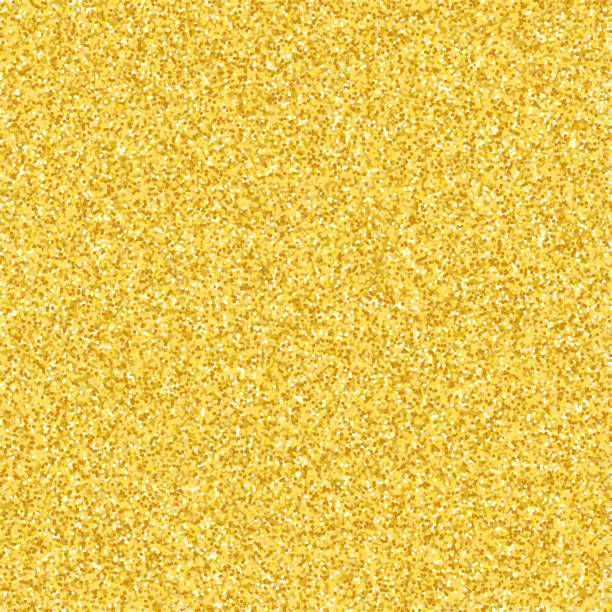 luxury background of gold glitters. gold dust sparkle. gold texture for your design. small golden confetti. the golden glow. vector illustration. eps 8 - блёстки stock illustrations