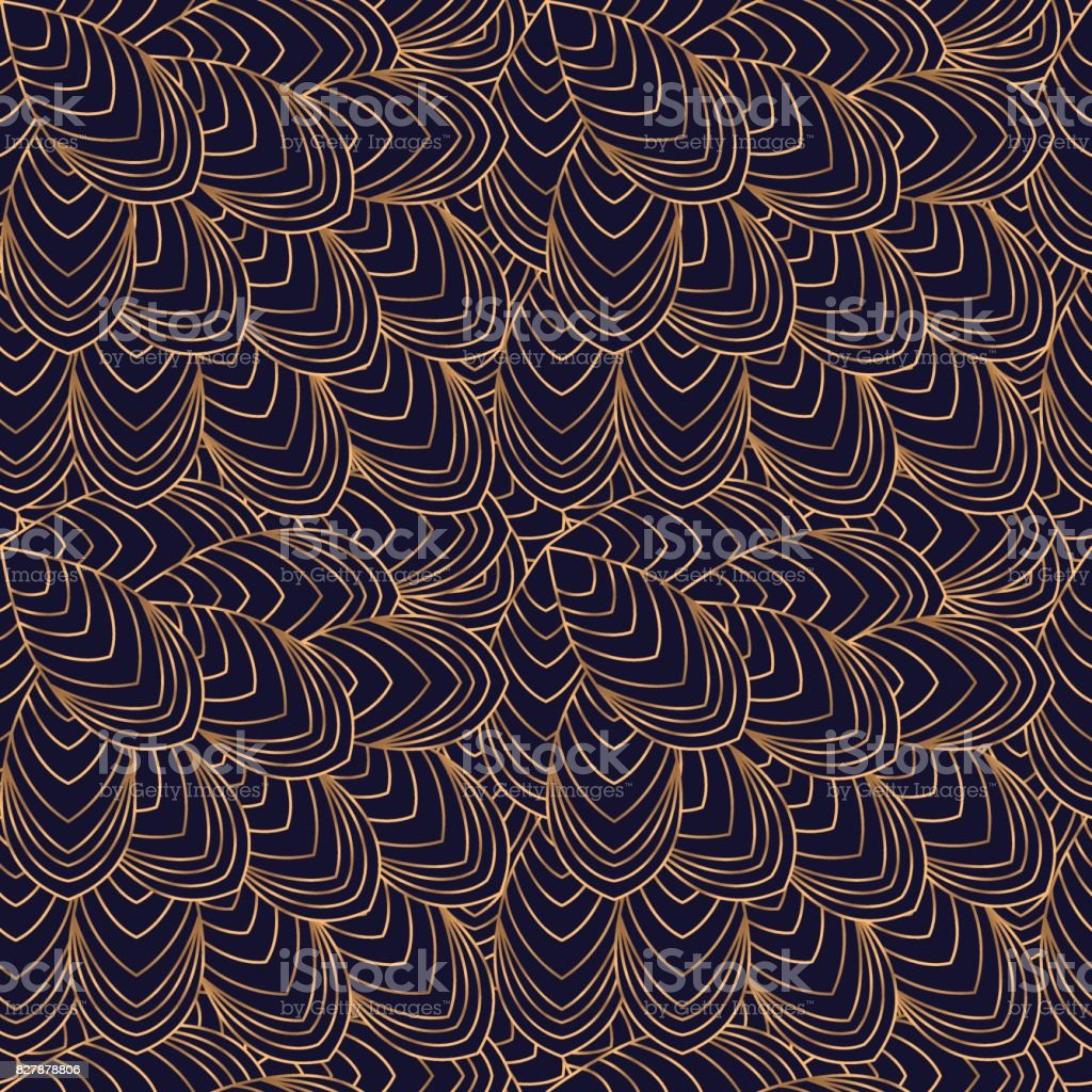Luxury background pattern vector seamless vector art illustration