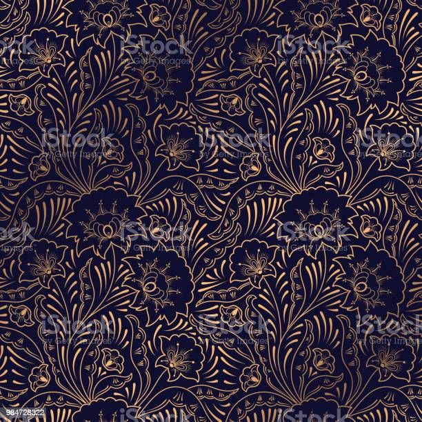 Luxury background vector floral royal pattern seamless indian design vector id984728322?b=1&k=6&m=984728322&s=612x612&h=fsmeimwf6sixgt1gckz ucd59zznzxbocxzdvfsycai=