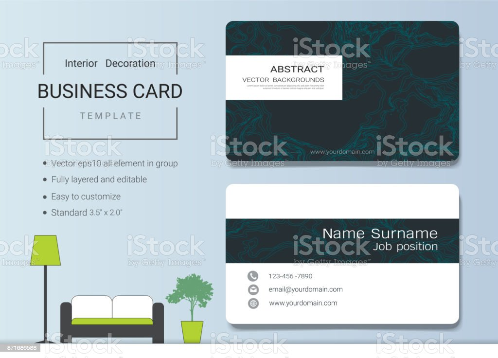 Luxury business cards vector template banner and cover with marble luxury business cards vector template banner and cover with marble texture and golden foil details reheart Images