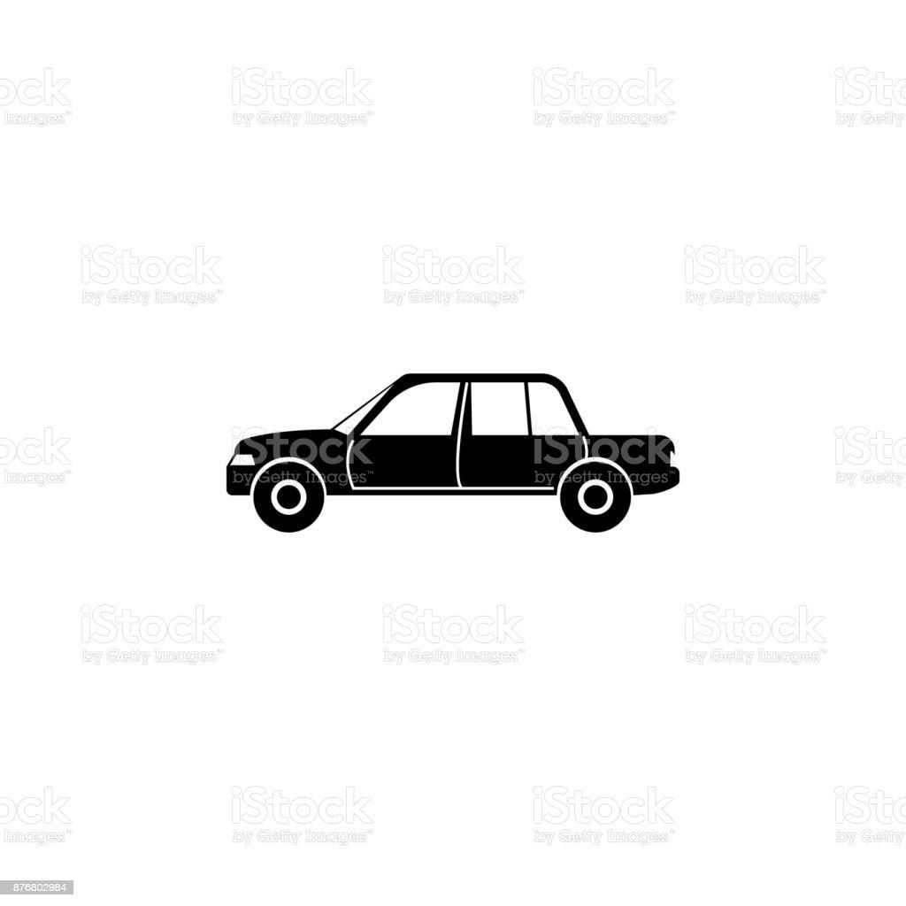 Luxury Car Icon Car Type Simple Icon Transport Element Icon Premium