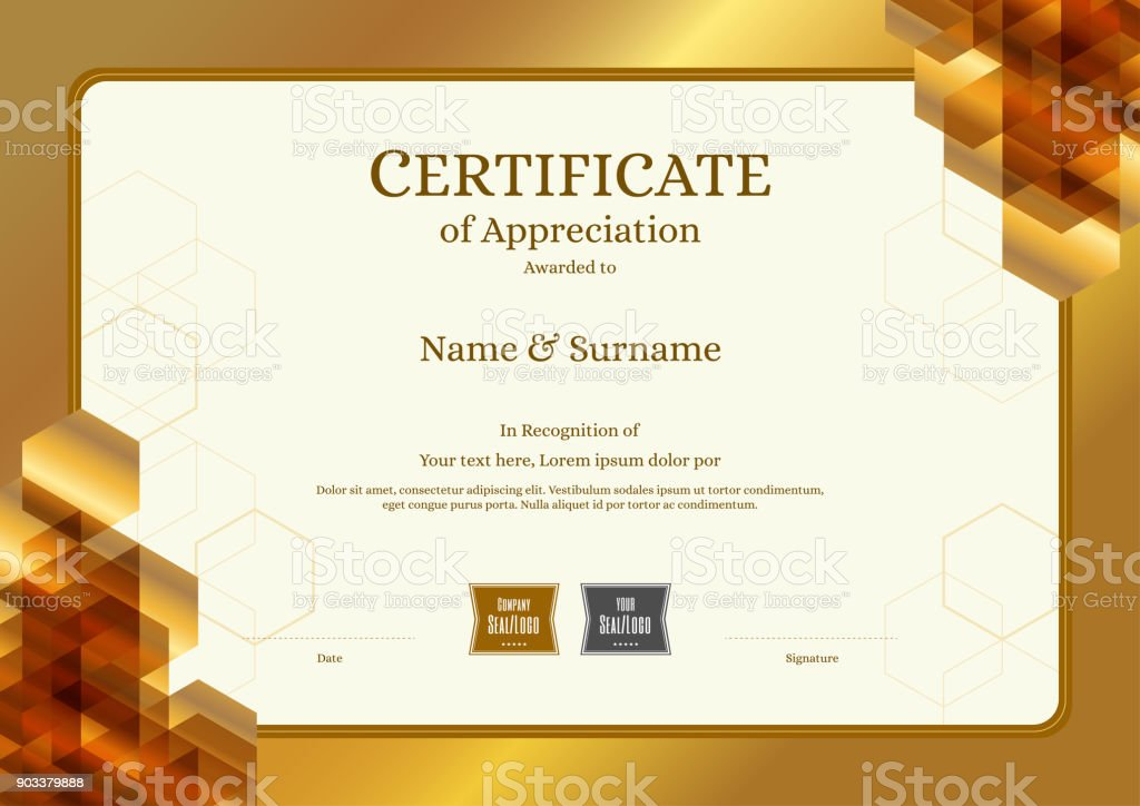 Luxury certificate template with elegant border frame diploma design luxury certificate template with elegant border frame diploma design for graduation or completion royalty yadclub Choice Image