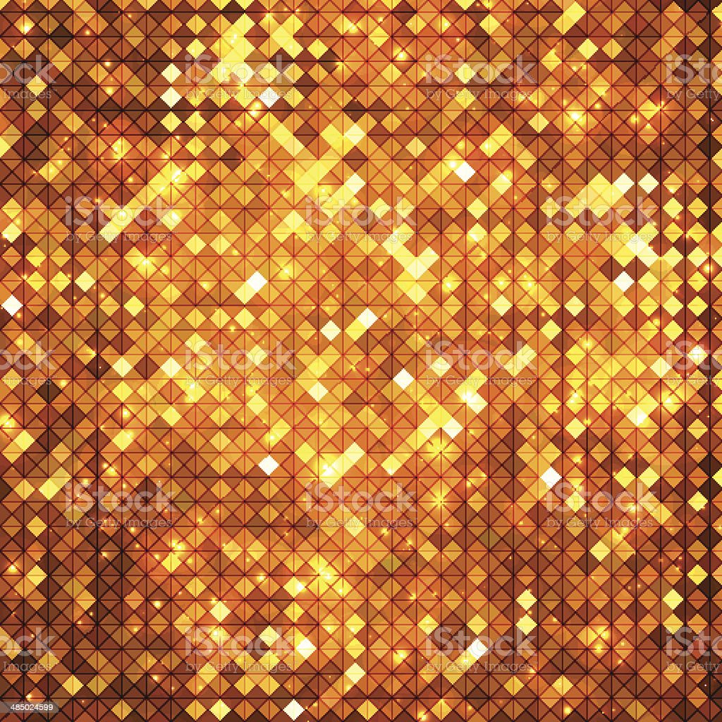Luxury concept golden background vector art illustration