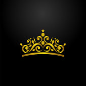 Luxury Crown Logo