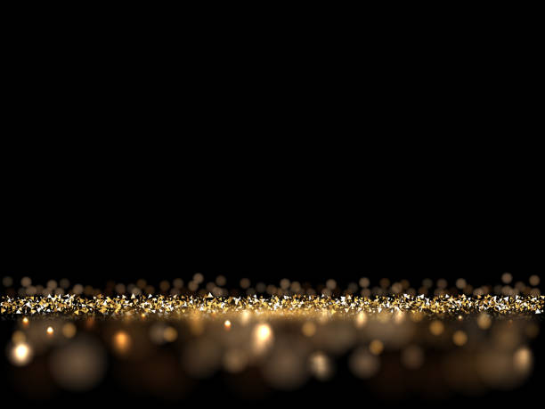 Luxury golden glittering dark background. Vector VIP background for posters, banners or cards. Luxury golden glittering dark background. Vector VIP background for posters, banners or cards. celebrities stock illustrations