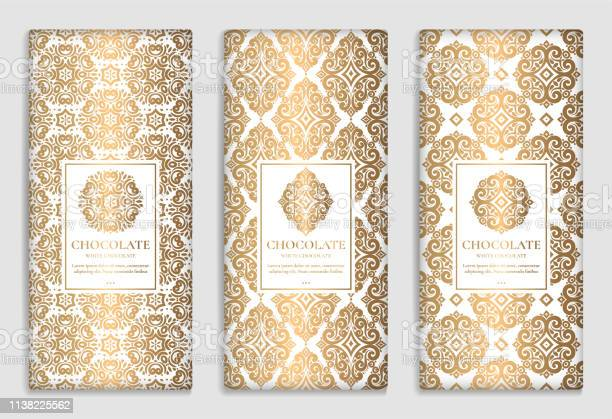 Luxury golden packaging design of chocolate bars vintage vector vector id1138225562?b=1&k=6&m=1138225562&s=612x612&h=kkairymizkyz adxfs 0sx47wgshkn6s6icttxperps=