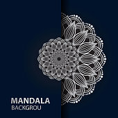 Luxury ornamental mandala design background, Mandala Style Diwali Greeting Card, Islamic paisley mandala royal pattern card template, Mandala Line Drawing, Mandala Pattern Design.