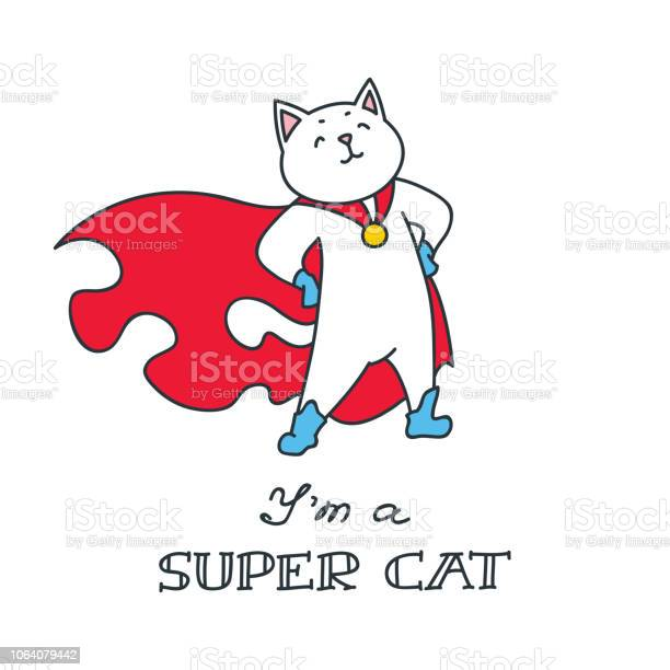 M a super cat vector id1064079442?b=1&k=6&m=1064079442&s=612x612&h=bsful0a7m wgtpd4xzsd1hifvtfxglgp4rxbvcj9z80=