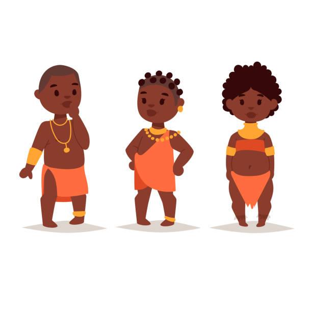 Royalty Free Maasai Warrior Clip Art, Vector Images