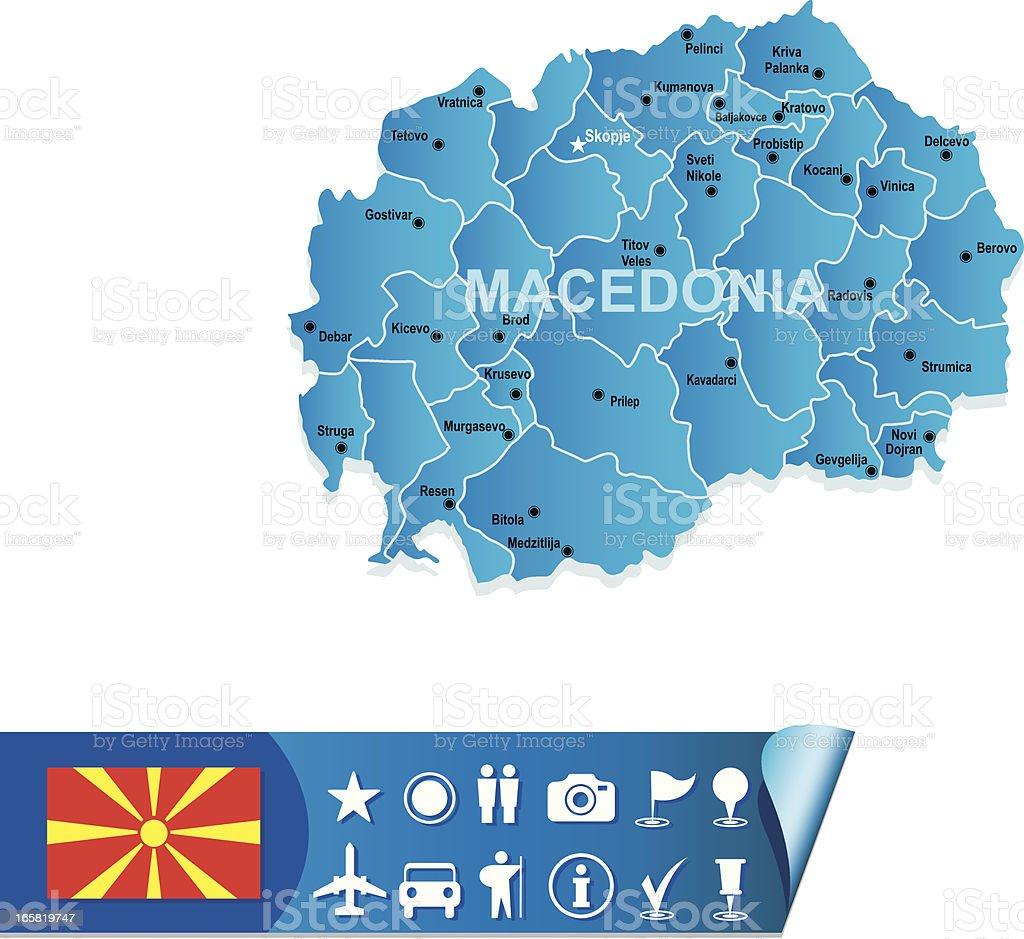 Delcevo Mazedonien